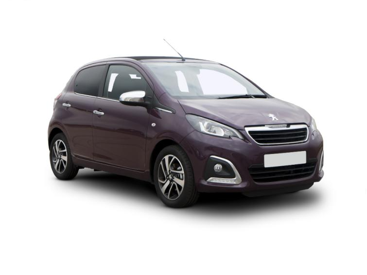 Peugeot 108 1.2 PureTech Collection 5dr  top hatchback