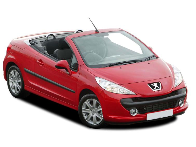 brand new peugeot 207 1 6 16v elle 2dr coupe cabriolet special edition dealership. Black Bedroom Furniture Sets. Home Design Ideas