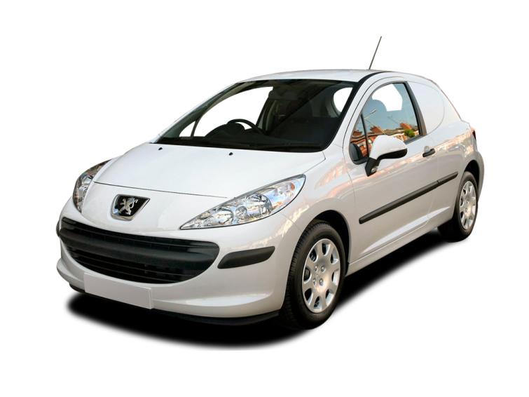 new peugeot 207 1.4 hdi 70 professional van diesel uk car
