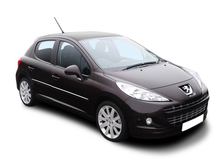 new peugeot 207 1 6 vti 120 active 5dr auto hatchback uk car. Black Bedroom Furniture Sets. Home Design Ideas