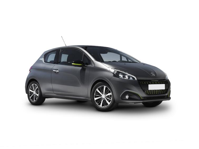 Peugeot 208 1.2 PureTech 82 Black Edition 3dr  hatchback