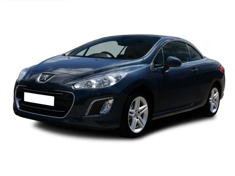 Peugeot 308 2.0 HDi 163 Allure 2dr  diesel coupe cabriolet