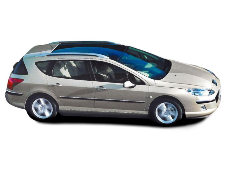 Peugeot 407 1.6 HDi 110 SR Connectnav 5dr  diesel sw estate