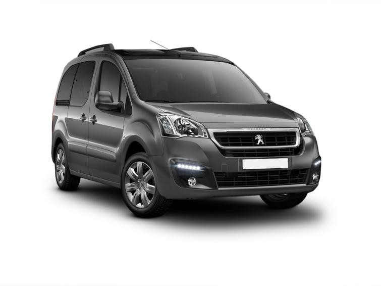 Peugeot Partner Tepee 1.6 BlueHDi 120 Allure 5dr  diesel estate