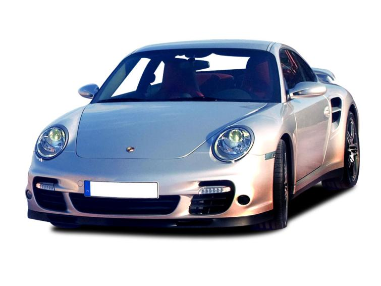 Porsche 911 2dr Tiptronic S  [997] turbo coupe