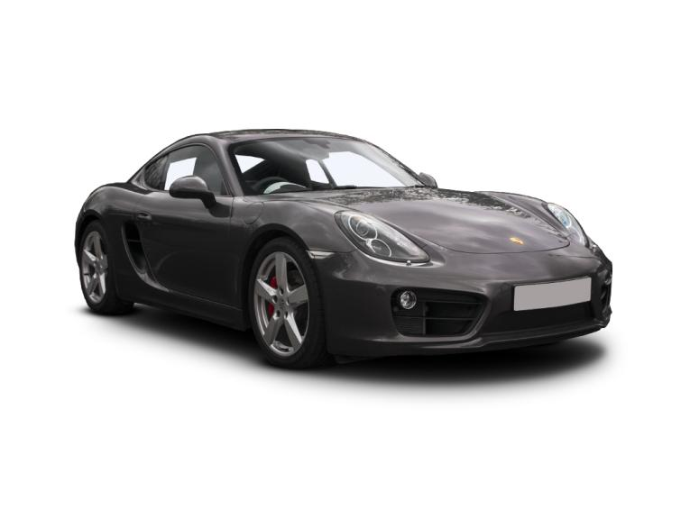 Porsche Cayman 2.7 Black Edition 2dr PDK  coupe special edition