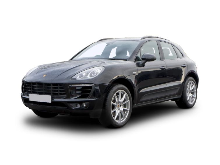 Porsche MACAN Turbo 5dr PDK  estate