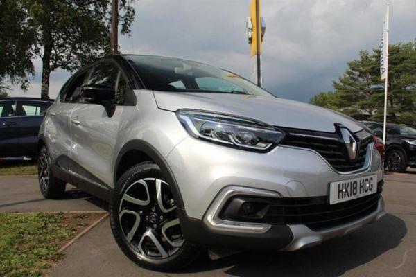 Renault Captur SUV 2019 review   Carbuyer