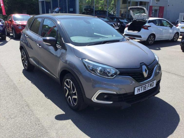 Renault Captur Iconic