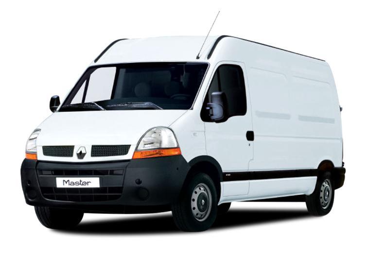 Renault master van specs