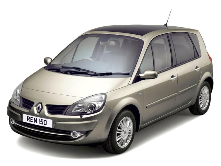 renault scenic 1 6 vvt dynamique 5dr estate at cheap price. Black Bedroom Furniture Sets. Home Design Ideas