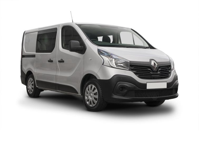 renault trafic ll29 energy dci 140 sport crew van lwb. Black Bedroom Furniture Sets. Home Design Ideas