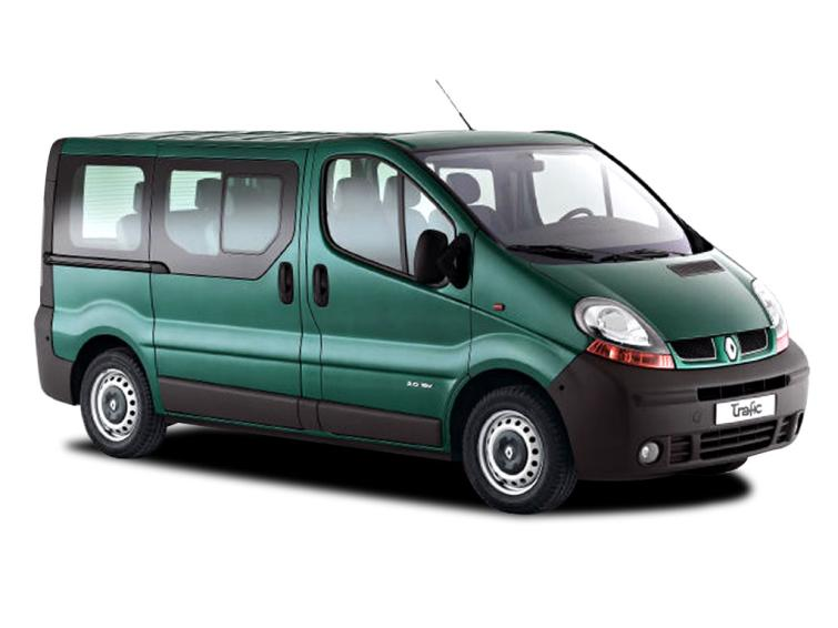 renault trafic sl29dci 90 sat nav 9 seater euro 5 swb. Black Bedroom Furniture Sets. Home Design Ideas