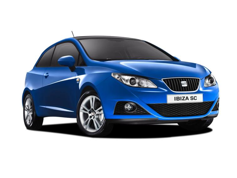 Seat Ibiza 1.4 Sportrider 3dr  sport coupe