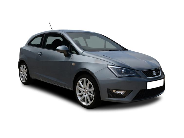 Seat Ibiza 1.2 TSI FR Black 3dr  sport coupe special edition