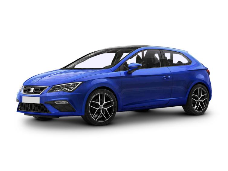 Seat Leon 1.4 TSI 125 FR Technology 3dr  sport coupe
