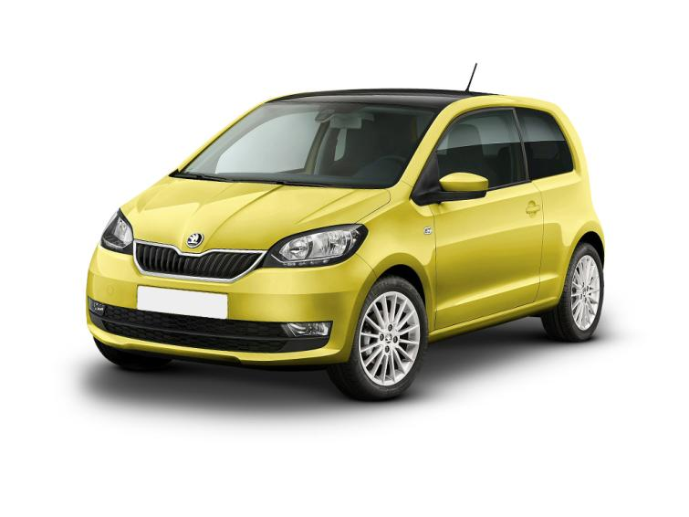 Skoda Citigo 1.0 MPI Colour Edition 5dr  hatchback special editions