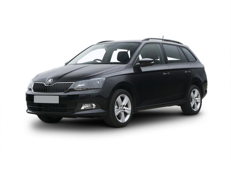 New Skoda Fabia Estate Cars For Sale Cheap Skoda Fabia Estate Deals