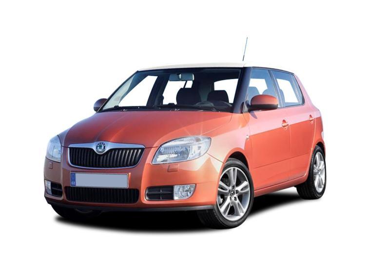 new skoda fabia 1 4 tdi pd 80 1 5dr diesel hatchback uk car. Black Bedroom Furniture Sets. Home Design Ideas