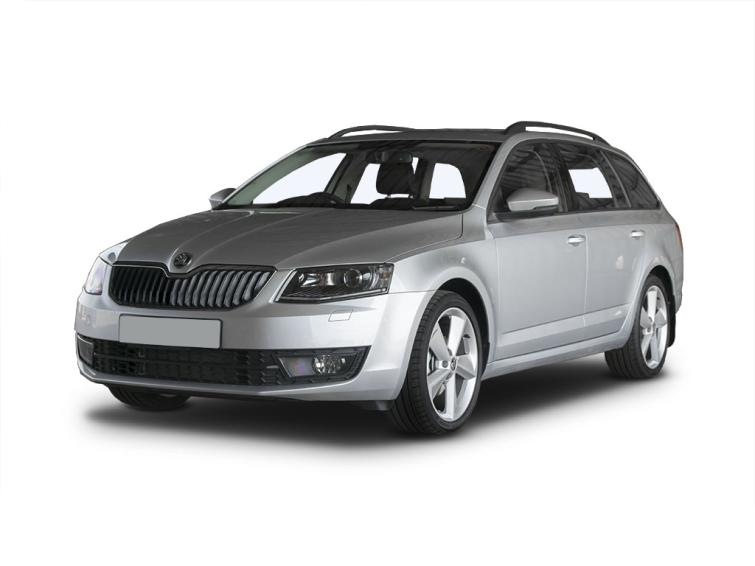 Skoda Octavia 2.0 TDI CR Laurin + Klement 5dr  diesel estate