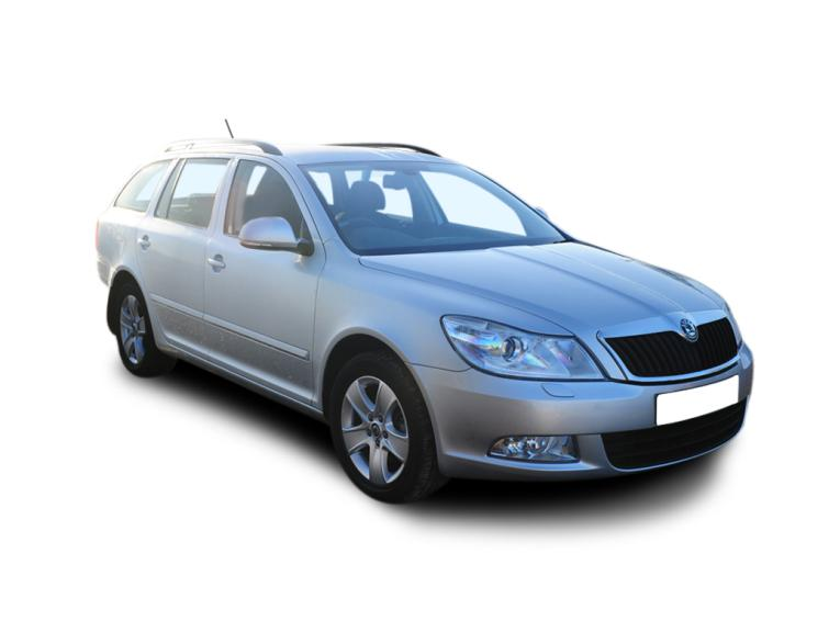 Skoda Octavia 2.0 TDI CR vRS Blackline 5dr  estate special edition