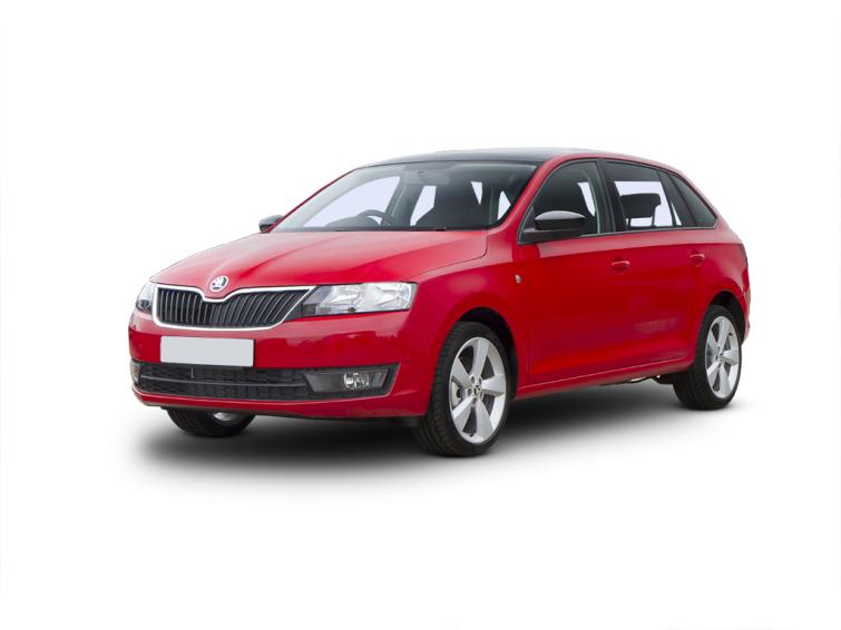 Skoda RAPID SPACEBACK 1.6 TDI CR SE Tech 5dr  diesel hatchback