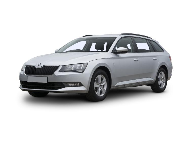 Skoda Superb 2.0 TDI CR Sport Line 5dr DSG [7 Speed]  diesel estate