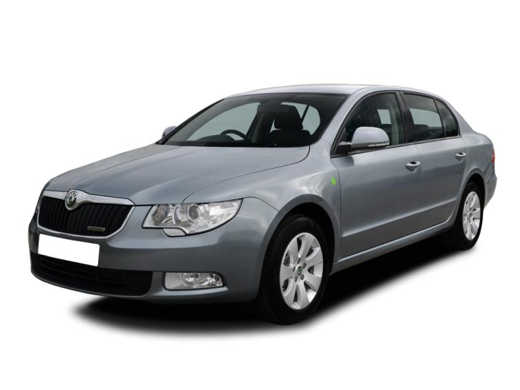 Skoda Superb 2.0 TDI CR 170 Elegance 5dr [L+K Luxury Pack]  diesel hatchback