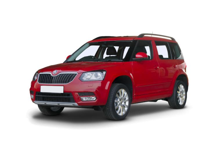 Skoda Yeti 2.0 TDI CR 140 Black Edition 4x4 5dr  estate special editions