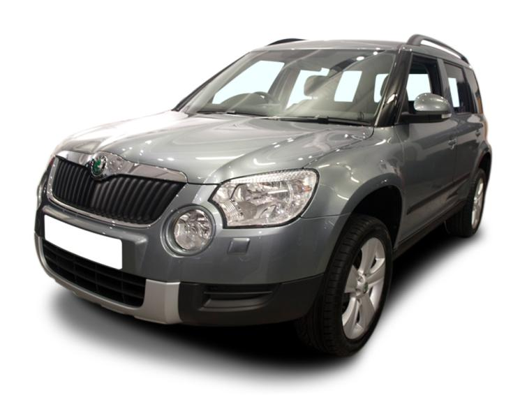Skoda Yeti 2.0 TDI CR Adventure 5dr  estate special editions