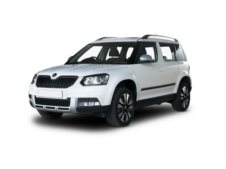 Skoda YETI OUTDOOR 2.0 TDI CR SE 5dr  diesel estate