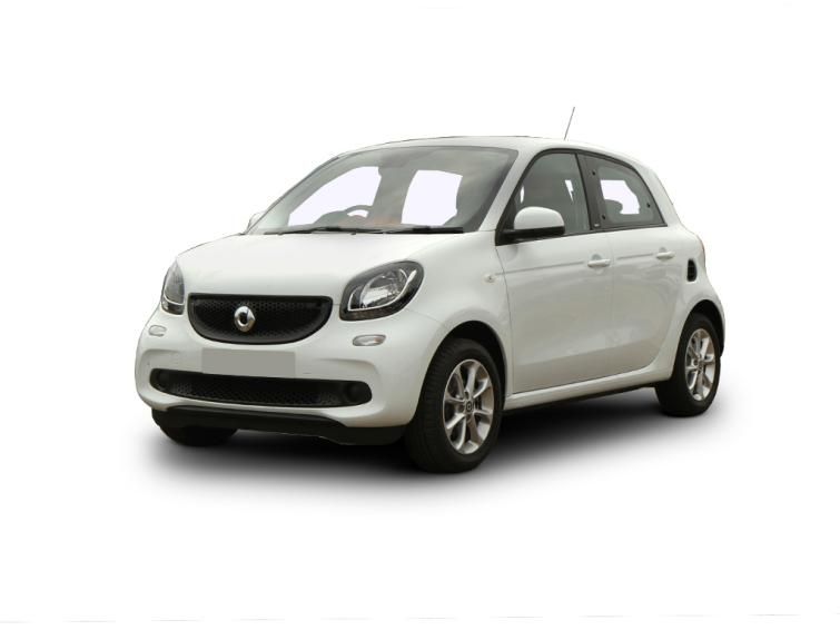 Smart Forfour Hatchback 0.9 Turbo Passion 5dr Auto