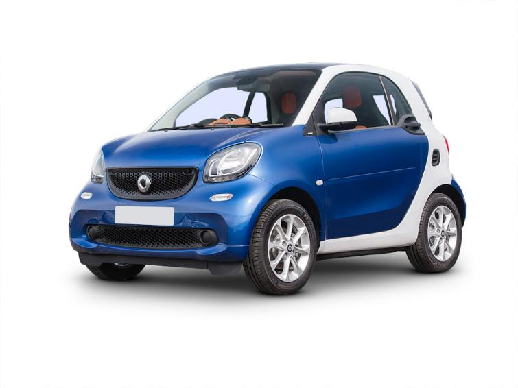 Smart Fortwo Coupe 0.9 Turbo 109 BRABUS Xclusive 2dr Auto