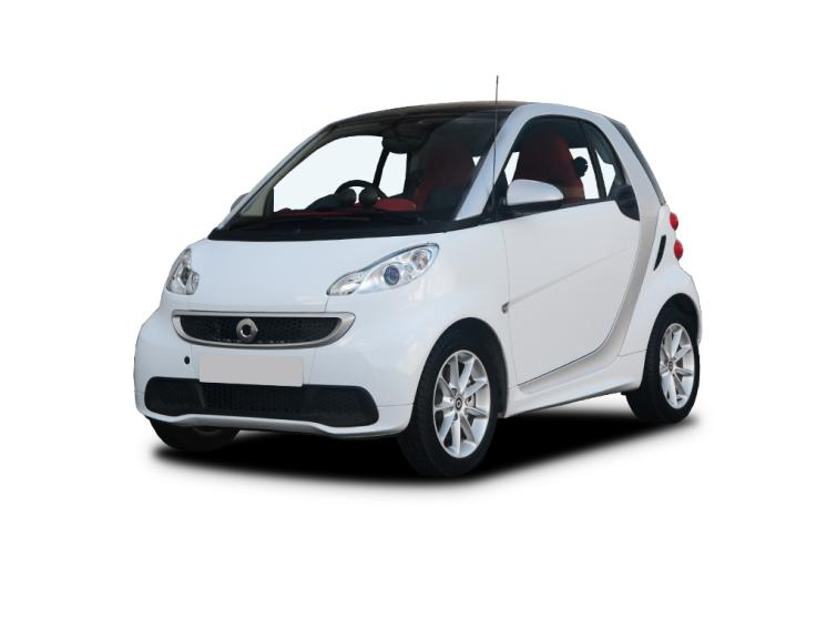 Smart Fortwo Cabrio Grandstyle 2dr Softouch Auto 84 Special