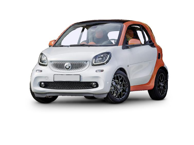 Smart Fortwo Coupe 0.9 Turbo Edition 1 2dr Auto  special editions