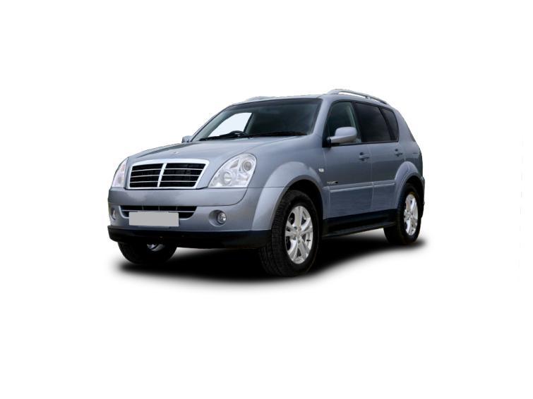 ssangyong rexton 270 spr 5dr tip auto ii diesel estate at cheap price ZB93