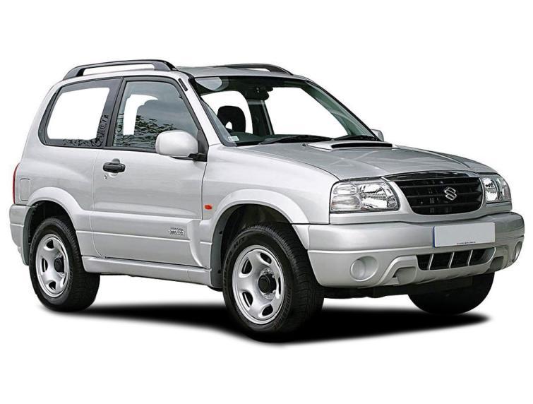 Suzuki Grand Vitara V Fuel Consumption