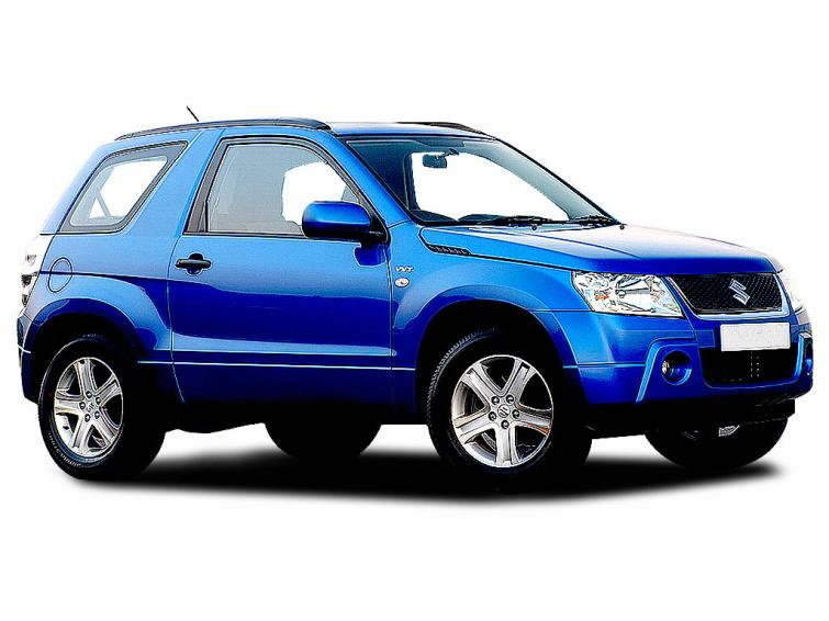 Suzuki Grand Vitara 1.6 VVT SZ3 3dr  estate