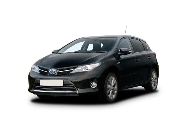 Toyota Auris 1.6 V-Matic Icon 5dr Multidrive S  hatchback