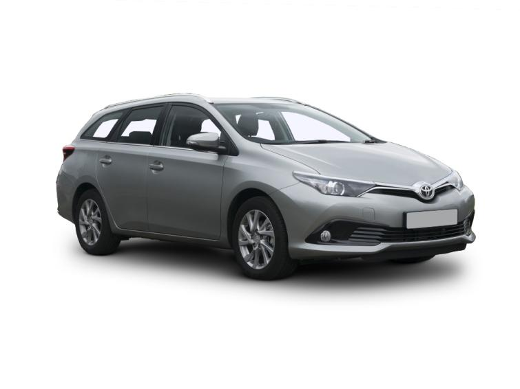 Toyota Auris 1.6 D-4D Business Edition 5dr [Leather]  diesel touring sport