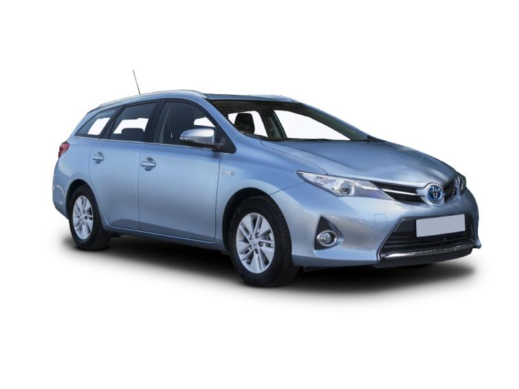 Toyota Auris 1.6 V-Matic Icon+ 5dr [Leather]  touring sport