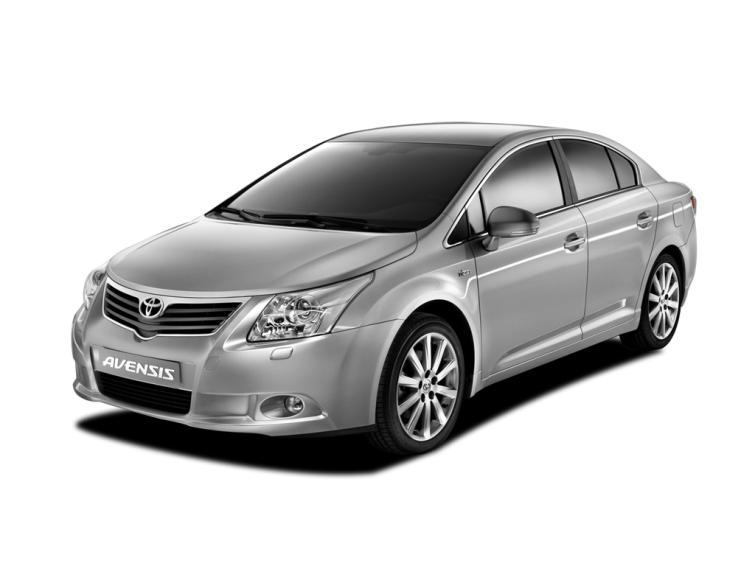 Toyota Avensis 1.8 V-matic T2 4dr CVT Auto  saloon
