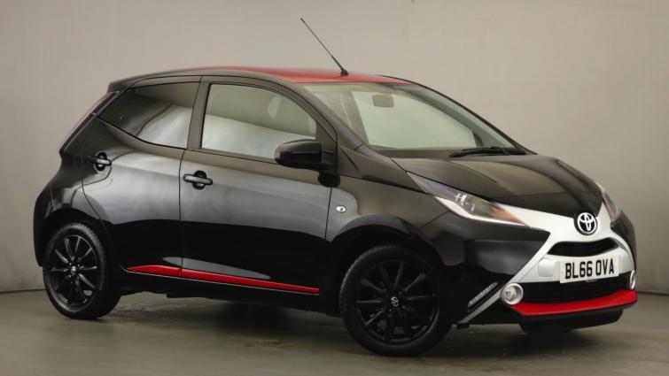 Toyota Aygo x-press