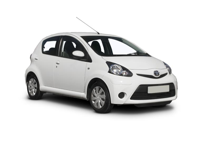 Toyota Aygo 1.0 VVT-i Move with Style 5dr MMT  hatchback