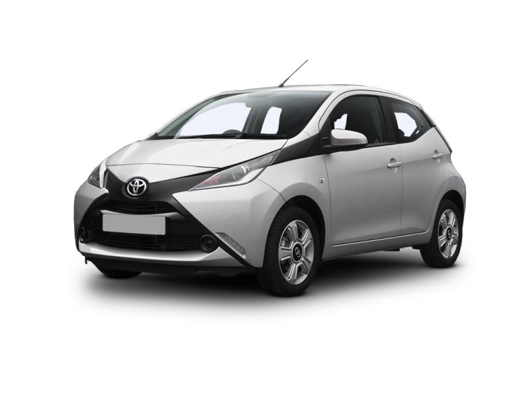Toyota Aygo 1.0 VVT-i X-Cite 2 5dr x-shift  hatchback special editions