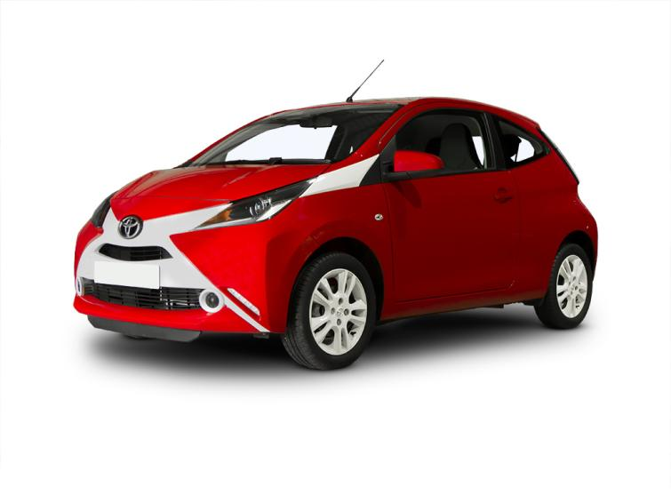 Toyota Aygo 1.0 VVT-i X-Cite 3dr  hatchback special editions