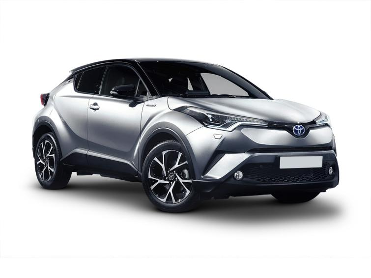 Toyota C-HR 1.2T Excel 5dr CVT AWD [Leather]  hatchback