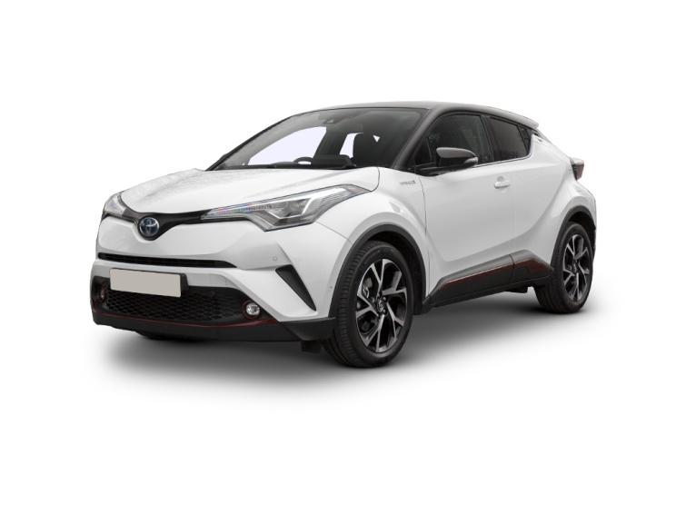 Toyota C-HR 1.2T Red Edition 5dr  hatchback special edition