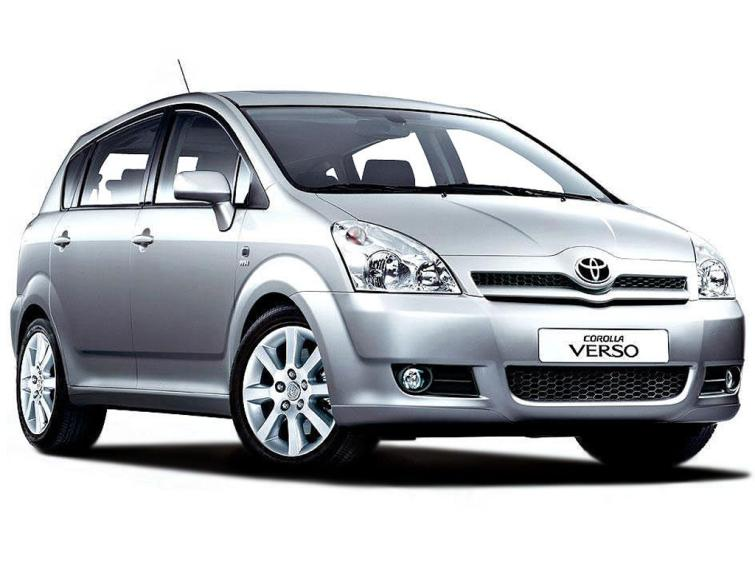 toyota corolla verso 2 2 d 4d t3 5dr diesel estate at cheap price. Black Bedroom Furniture Sets. Home Design Ideas