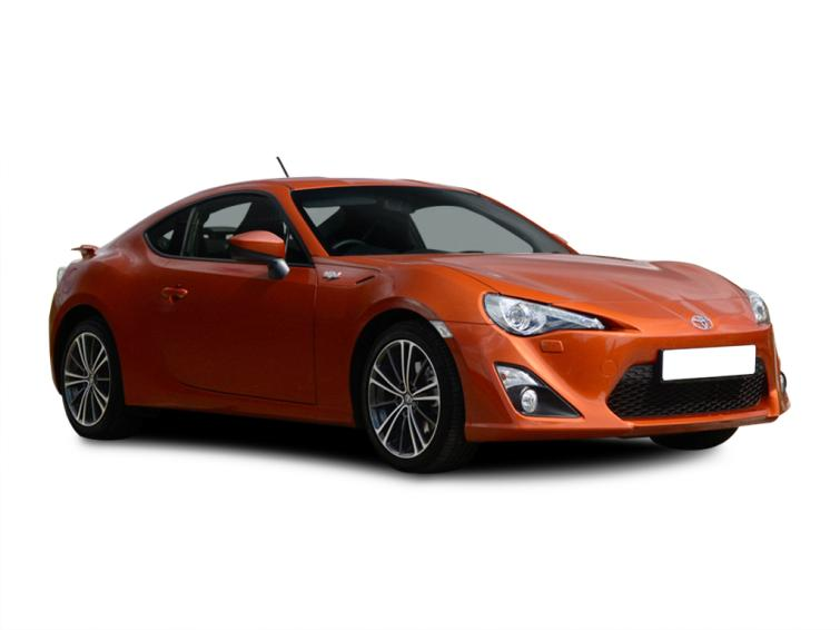 Toyota GT86 2.0 D 4S 2dr Auto [Nav + Leather] Coupe
